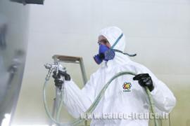 offre d'emploi peintre indusriel deux-sevres 79200 parthenay